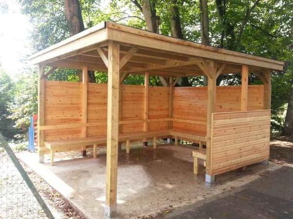 Gazebos Decking Amp Fencing Services Leeds Yorkshire Heritagedecking